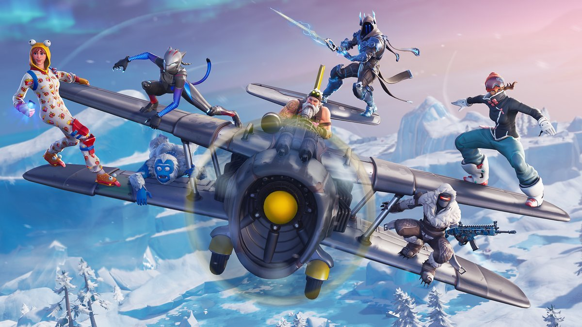 Fortnite Season 7 Patch Notes Announced by Epic Games