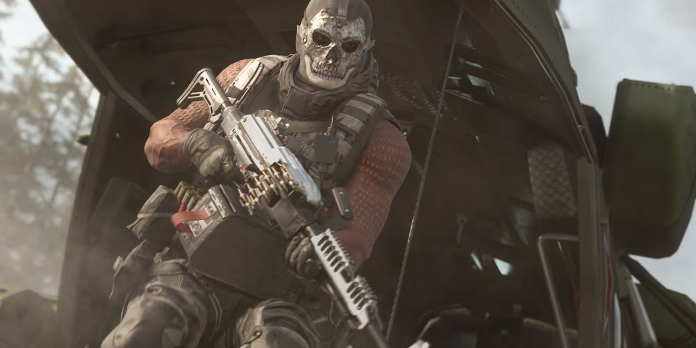 Mace is Now Available in Call of Duty: Modern Warfare